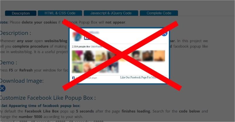 block-facebook-popup-window