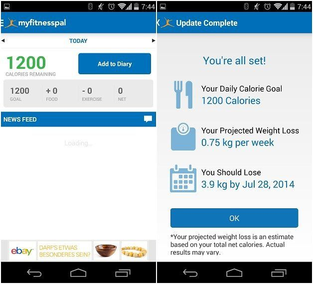Calorie-Counter–MyFitnessPal