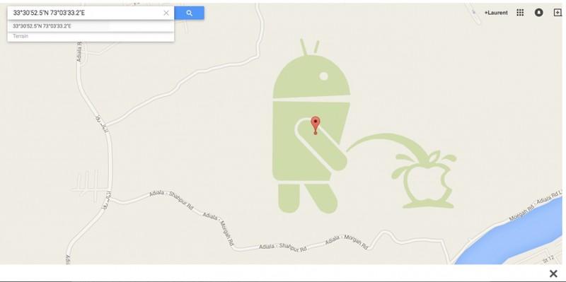 google-maps-android-urine-sur-apple