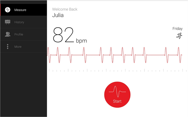 heart-rate-android-app