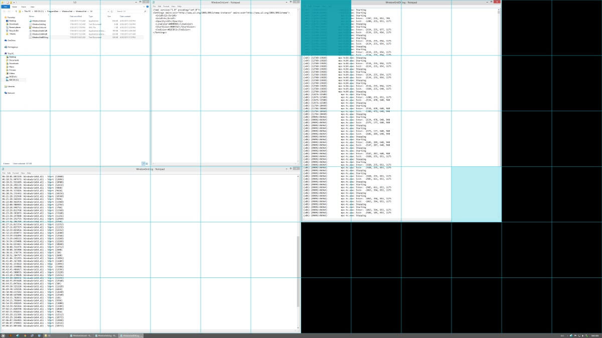 windowsgrid-snap