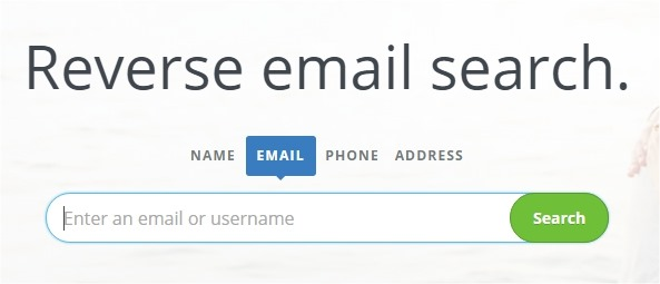 find user behind email adress