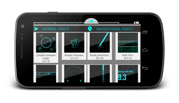 android navi hud app free (3)