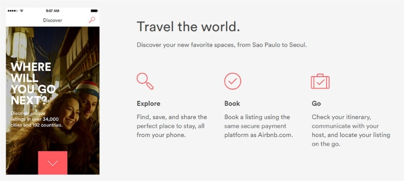 best traveling trip apps android ios
