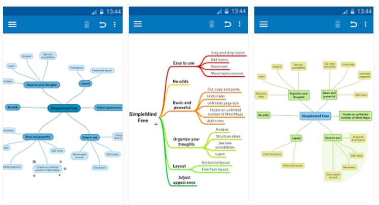 mind mapping android